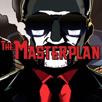 Game Box for The Masterplan (PC)