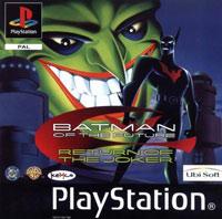 Game Box for Batman Beyond: Return of the Joker (PS1)