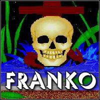 Okładka Franko: The Crazy Revenge (PC)