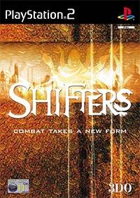 Okładka Shifters (PS2)