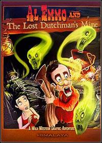 Okładka Al Emmo and Lost Dutchman's Mine (PC)