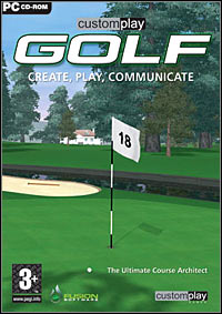 Customplay Golf (PC cover