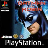 Okładka Batman & Robin (PS1)