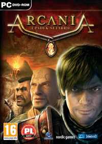 Okładka Arcania: Fall of Setarrif (PC)