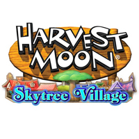 Game Box for Harvest Moon: Skytree Village (3DS)