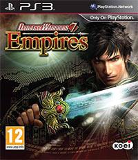 Okładka Dynasty Warriors 7: Empires (PS3)