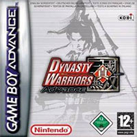 Okładka Dynasty Warriors Advance (GBA)