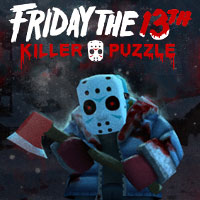 Game Friday the 13th: Killer Puzzle (iOS) cover