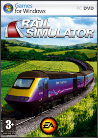 Okładka Rail Simulator (PC)