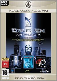 Okładka Deus Ex: Antologia (PC)
