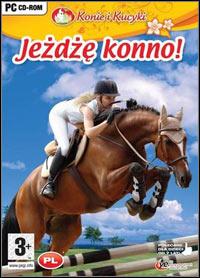 Okładka Konie i kucyki: Jezdze konno! (PC)