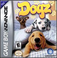 Okładka Dogz (GBA)