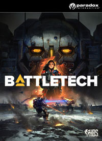 Game BattleTech (PC) cover