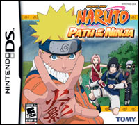 Okładka Naruto: Path of the Ninja (NDS)