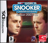 Okładka World Snooker Championship: Season 2007-08 (NDS)
