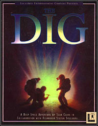 Okładka The Dig (PC)