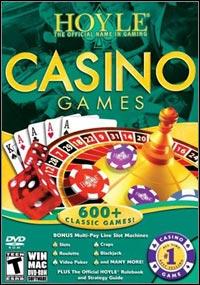 Okładka Hoyle Casino 2008 (PC)