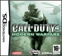 Game Call of Duty 4: Modern Warfare (PC) cover