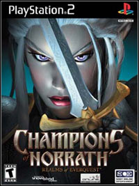 Okładka Champions of Norrath (PS2)