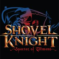 Game Shovel Knight: Specter of Torment (PC) cover