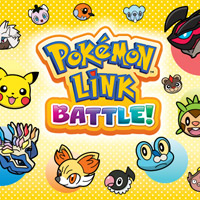 Okładka Pokemon Link: Battle! (3DS)