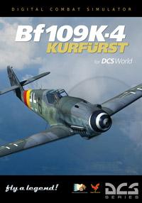 Okładka Digital Combat Simulator: Bf 109 K-4 Kurfürst (PC)