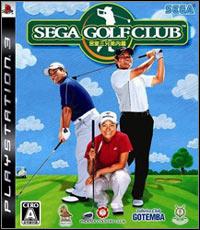 Okładka Sega Golf Club (PS3)