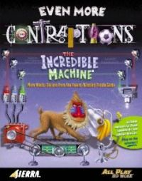 Okładka The Incredible Machine: Even More Contraptions (PC)