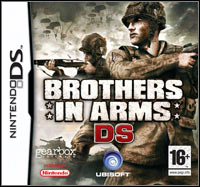 Game Box for Brothers in Arms: DS (NDS)