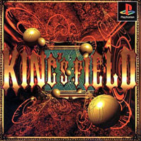 King's Field (PS1 cover