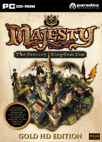 Okładka Majesty Gold HD Edition (PC)