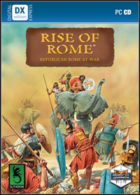 Game Box for Field of Glory: Rise of Rome (PC)