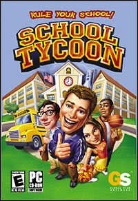 Game Box for School Tycoon (PC)