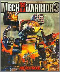 Okładka MechWarrior 3 (PC)