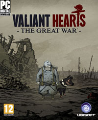 Game Valiant Hearts: The Great War (PC) cover
