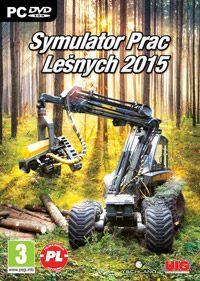 Okładka Professional Lumberjack 2015 (PC)