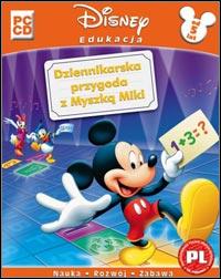 Okładka Disney Learning: Get Ready For School With Mickey (PC)