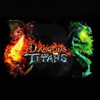 Okładka Dragons and Titans (PC)