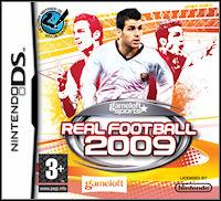 Okładka Real Soccer 2009 (NDS)