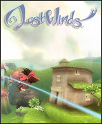 Game LostWinds (Wii) cover