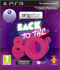Okładka SingStar Back To The 80s (PS3)