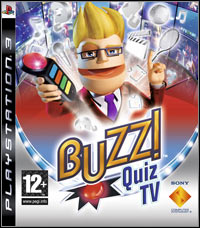 Okładka Buzz! Quiz TV (PS3)