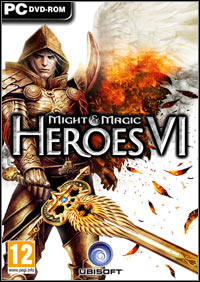 Game Box for Might & Magic: Heroes VI (PC)