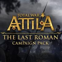Okładka Total War: Attila - The Last Roman (PC)