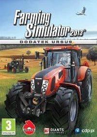 Okładka Farming Simulator 2013: Ursus (PC)