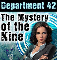 Okładka Department 42: The Mystery of the Nine (PC)
