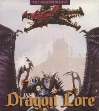 Okładka Dragon Lore: The Legend Begins (PC)
