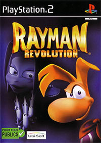 Game Box for Rayman 2 Revolution (PS2)