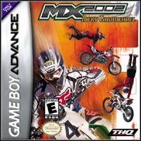 Okładka Championship Motocross 2002 Featuring Ricky Carmichael (GBA)