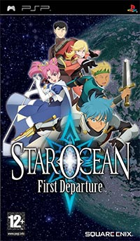 Okładka Star Ocean: First Departure (PSP)